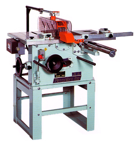 協和製作所 軸傾斜小型万能横切盤 「ぺティワーク」 PW-300AL