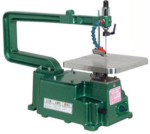 ユタカ 卓上木工糸のこ盤(変速、フトコロ500mm) YC-50FHBV