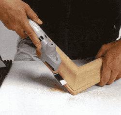 東京オートマック 電動フィンサンダー(無段変速)
