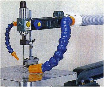 ユタカ 糸鋸盤用集塵アタッチメント