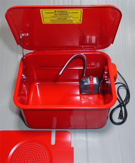 トライパワー パーツ洗浄台(26Lシンク) TR-164PK