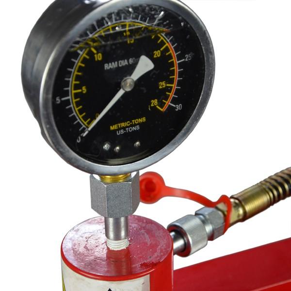 トライパワー 油圧エアープレス(20t) TR-325SP