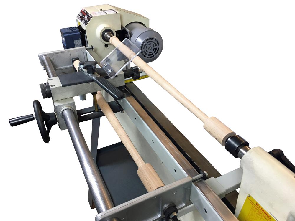 ピーウッド 倣い木工旋盤 PWL-1100VDC2