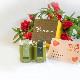 【母の日メッセージカード&造花カーネーション付き】最高級抹茶プリン『おこい』『おうす』2個入り【送料込み】