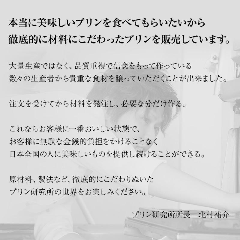 【父の日メッセージカード付き】プリン研究所人気フレーバー12種【送料無料】