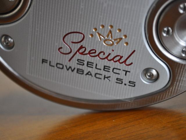 スコッティキャメロン スペシャルセレクト フローバック5.5 カスタムヘビー34 SCOTTY CAMERON 2020 SPECIAL SELECT FLOWBACK5.5 HEAVIER 34
