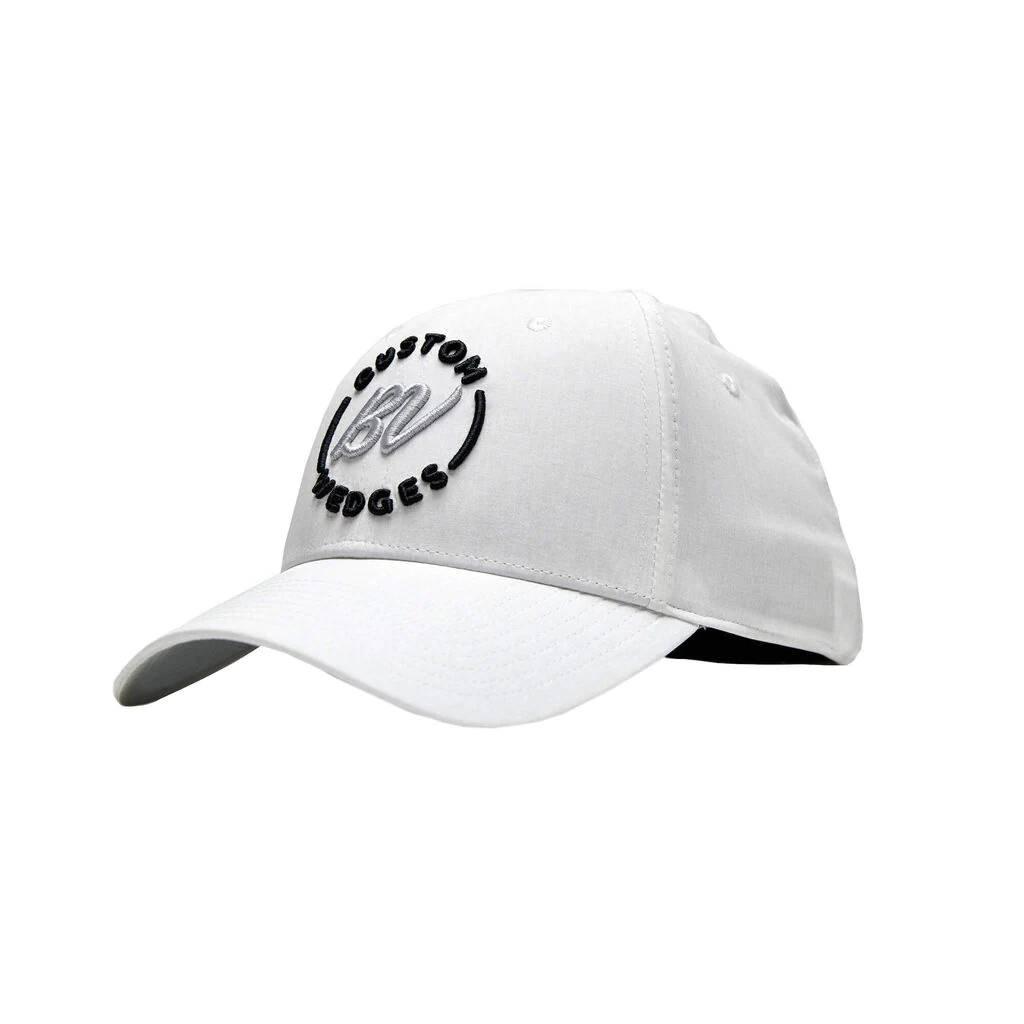 ボーケイ パフォーマンス ヘザーキャップ ホワイトヘザー/ブラック/シルバー M/L VOKEY 2021 PERFORMANCE HEATHER CAP WHITE HEATHER/BLACK/SILVER M/L 40209