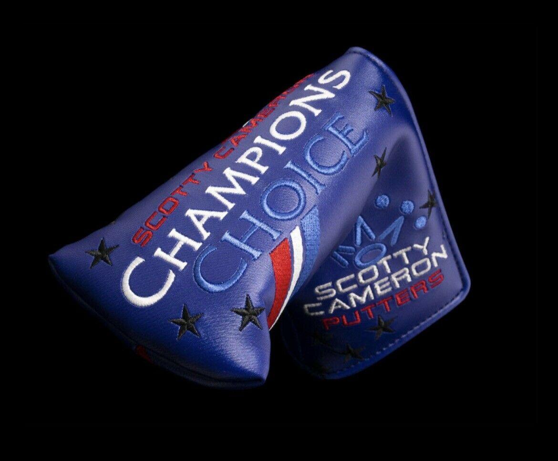 スコッティキャメロン チャンピオンズチョイス フローバック 5.5 ボタンバック 34