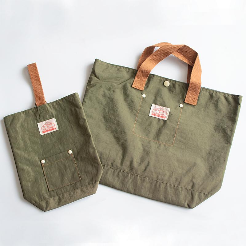 Ocean&Ground(オーシャンアンドグラウンド)/レッスンバッグ GOODAY グッデイ