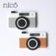 nico/シリコン歯固め カメラ ニコ ベビー 歯がため はがため