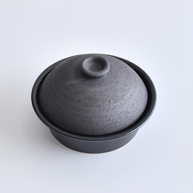 [送料無料]かもしか道具店 / くんせい鍋 ふつう 茶 桜チップ付き 中川政七商店
