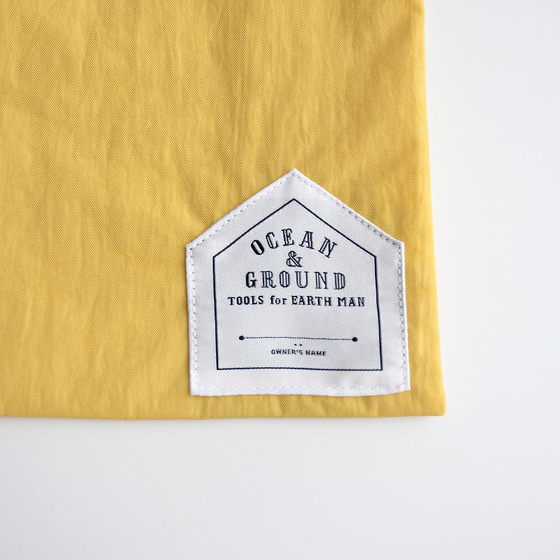 Ocean&Ground(オーシャンアンドグラウンド)/巾着中 GOODAY グッデイ