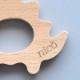 nico/木製歯固め 恐竜 ニコ ベビー 歯がため はがため