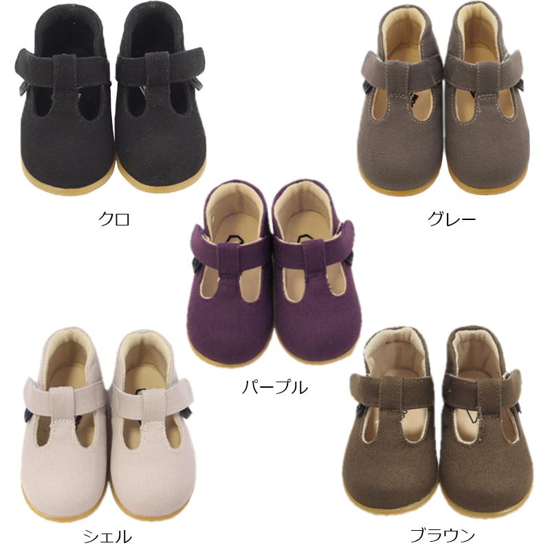 ZOOM(ズーム)/Baby T-Strap キャンバス 12.5-15cm 1667 PEEP