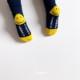 クリックポスト送料無料 digreen/smile socks 5足セット ディグリーン スマイルソックス 靴下 d'green キッズ 韓国子供服