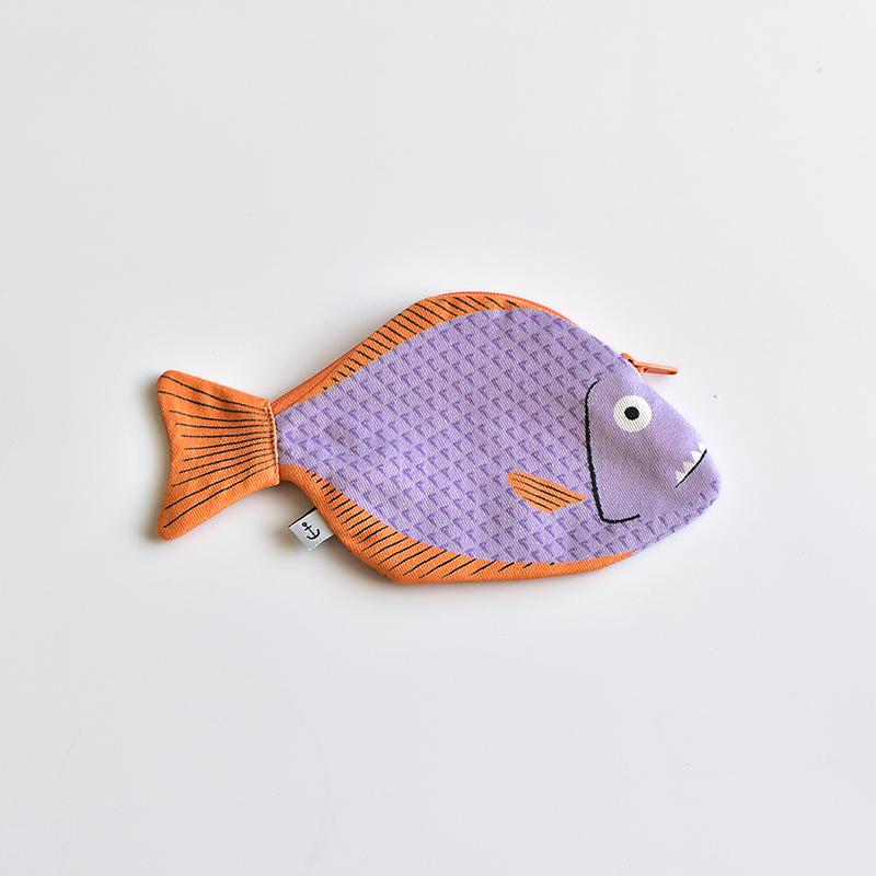 [ネコポス送料無料]Don Fisher/キーリング Small Piranha Keychain ドンフィッシャー スペイン キーケース ポーチ 小物入れ スペイン