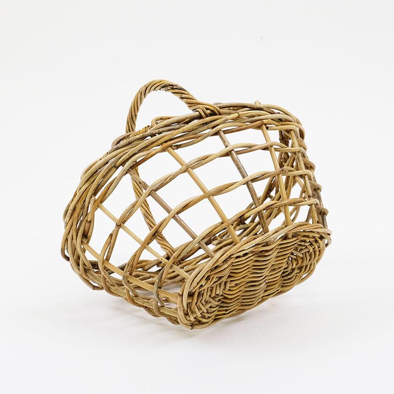 [送料無料]Horn Please MADE/ARUROG ラティス バスケットオーバル(S)