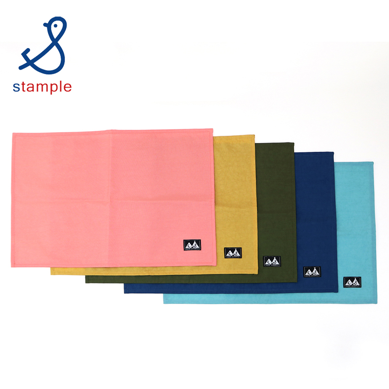 stample(スタンプル)/ウォッシュドナイロンランチョンマット
