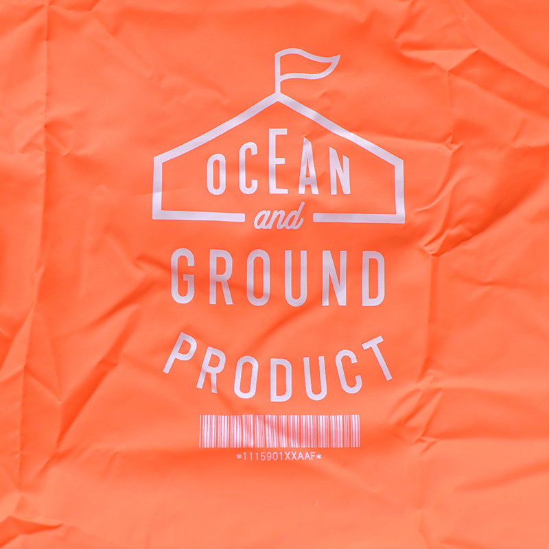 Ocean&Ground/O&GポーチツキエコBAG オーシャンアンドグラウンド エコバッグ