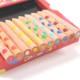 コクヨの創作シリーズ/ミックス色鉛筆 (10本入り)
