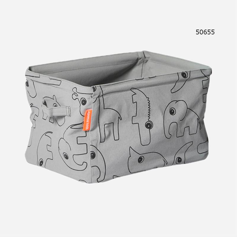 Done by Deer/ダブルサイドソフトストレージ Soft storage doublesided ダンバイディア おもちゃケース 収納 北欧
