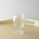 しっぽりおうち時間♪ ゴブレット S 高さ10.3cm 口径6.3cm ガラス イタリア製