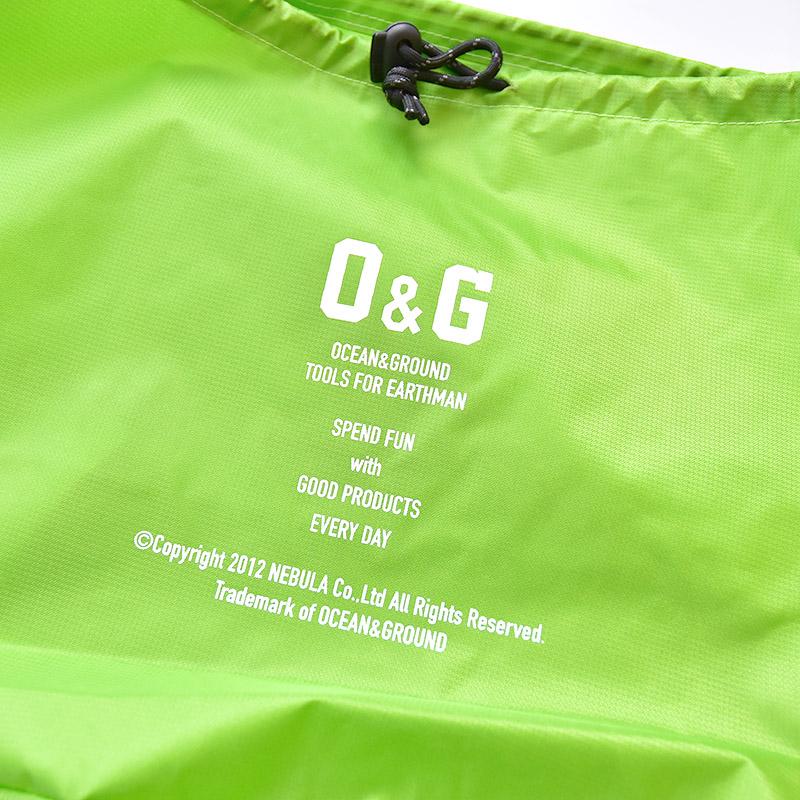 Ocean&Ground/ボールバッグ オーシャンアンドグラウンド キッズ 子供 サッカー バスケ オーシャン&グラウンド