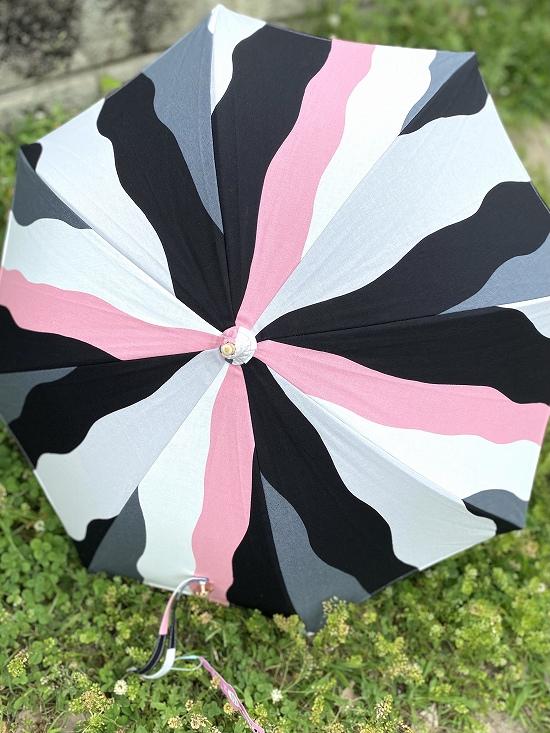 nuts 日傘