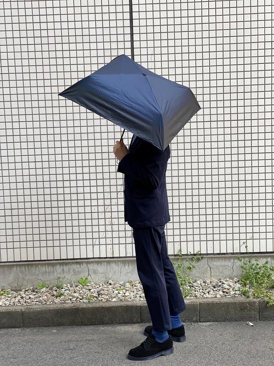 超軽量 UV 99%以上 折り畳み傘 男性用 MASU