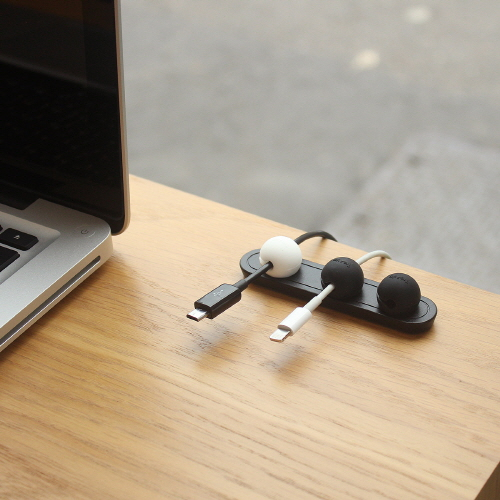 Lead Trend Magnetic Cable Holder PLUS ホワイト