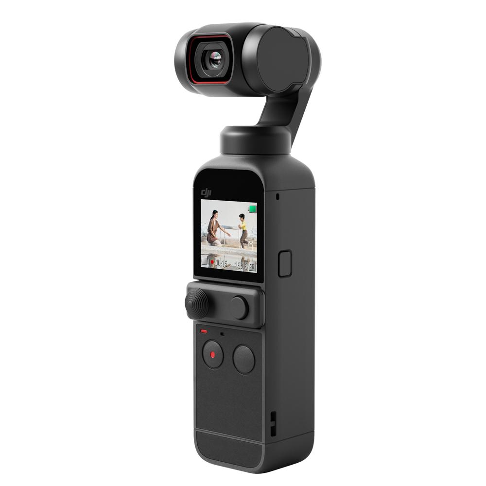 【数量限定!!】DJI Pocket 2 (単品)+ モバイルホルダーセット 小型3軸ジンバルカメラ