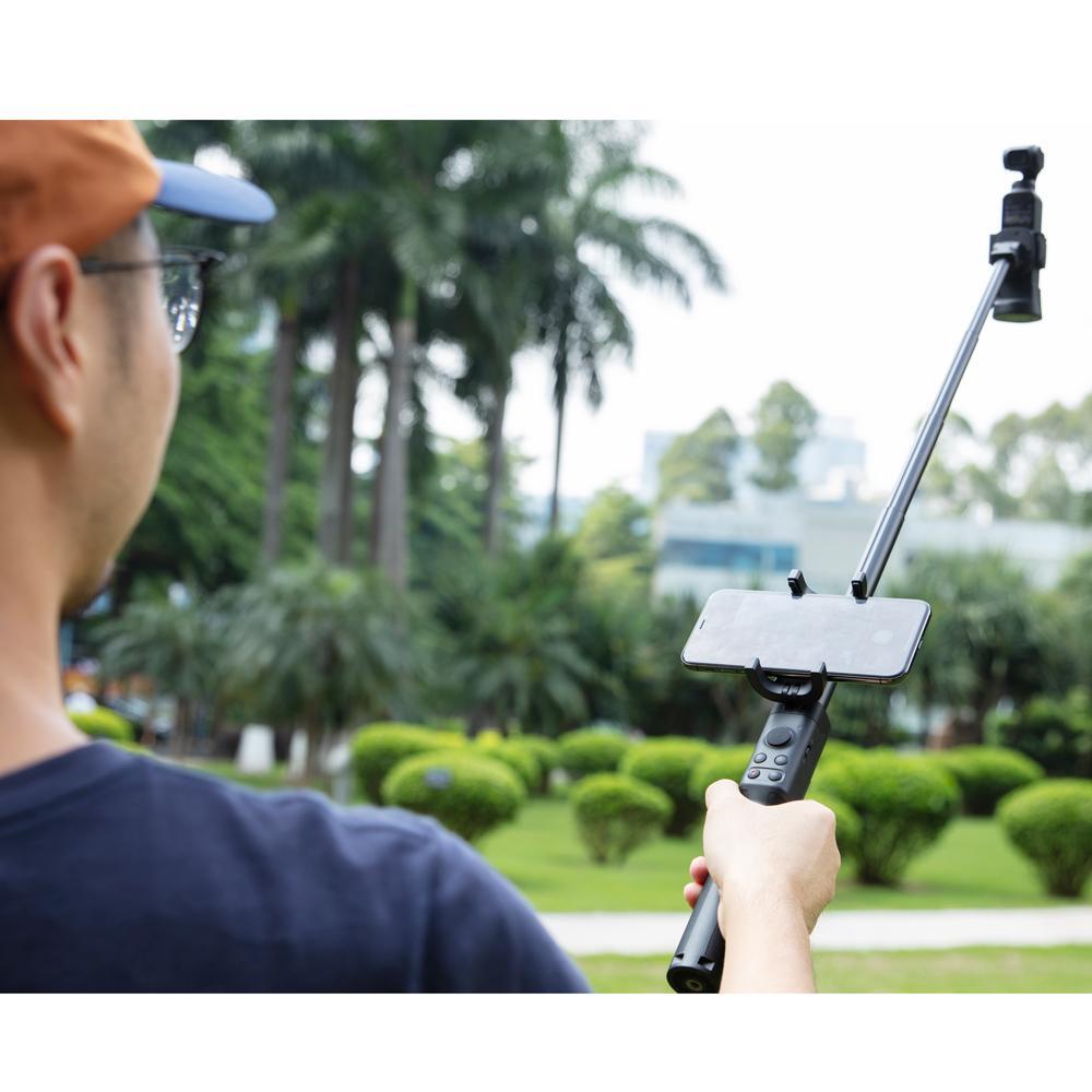 DJI Osmo PocketパーツNo.1 延長ロッド