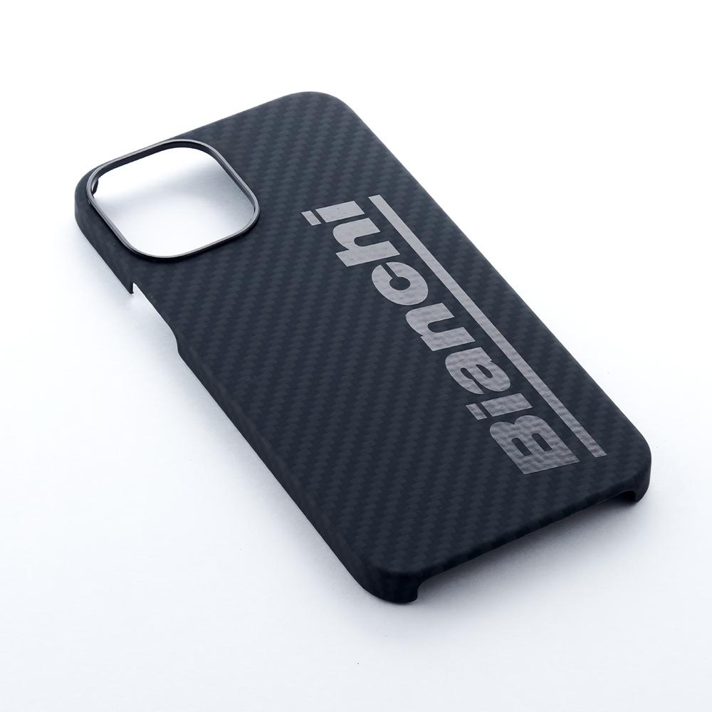 【ネコポス送料無料】【iPhone12 mini】Bianchi Ultra Slim Kevlar Case for 2020 New iPhone 5.4 inch