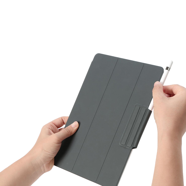 【iPad】All Button In-line Apple Pencil専用 マグネットホルダー レッド