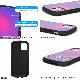 【ネコポス送料無料】【iPhone11/XR】MIKASA STAR ハイブリッドガラスケース(ロゴ入りイエロー)