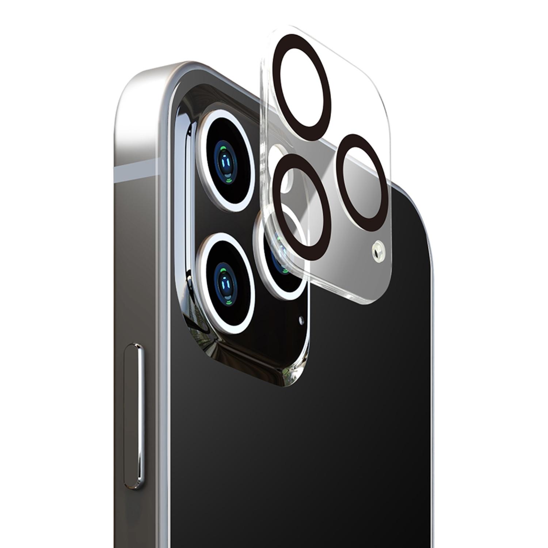 【iPhone12 Pro Max】カメラレンズプロテクター