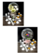 バルーンスタンド銀 (2個set)