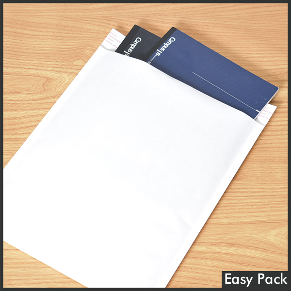 【K60-WH-210】 【10箱以上セット】 【法人様宛は送料無料】 紙クッション封筒 色:ホワイト / サイズ:60 (縦320mmX横260mm)