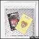 【法人様宛は送料無料】 耐水ポリビニルクッション封筒 色:シルバー / サイズ:10 (縦186mmX横206mm)