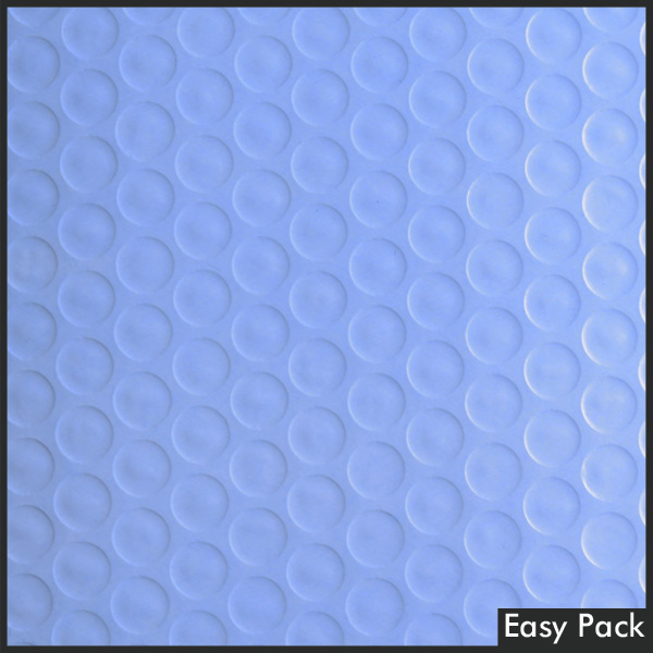 【20X-BL-900】 【法人様宛は送料無料】 耐水ポリビニルクッション封筒スリムタイプ 色:パープルブルー / サイズ:20 (縦200mmX横150mm)