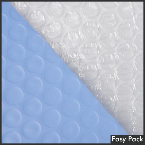 【30X-BL-560】 【法人様宛は送料無料】 耐水ポリビニルクッション封筒スリムタイプ 色:パープルブルー / サイズ:30 (縦254mmX横190mm)