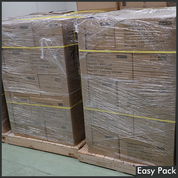 【CBE-A4-WH-400】 【法人様宛は送料無料】 開封テープ付厚紙封筒(レターケース) 色:ホワイト / サイズ:A4 (縦240mmX横332mm)