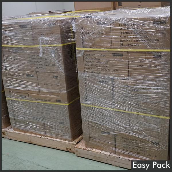 【法人様宛は送料無料】 開封テープ付厚紙封筒(レターケース) 色:ホワイト / サイズ:ネコポス最大 (縦228mmX横312mm)