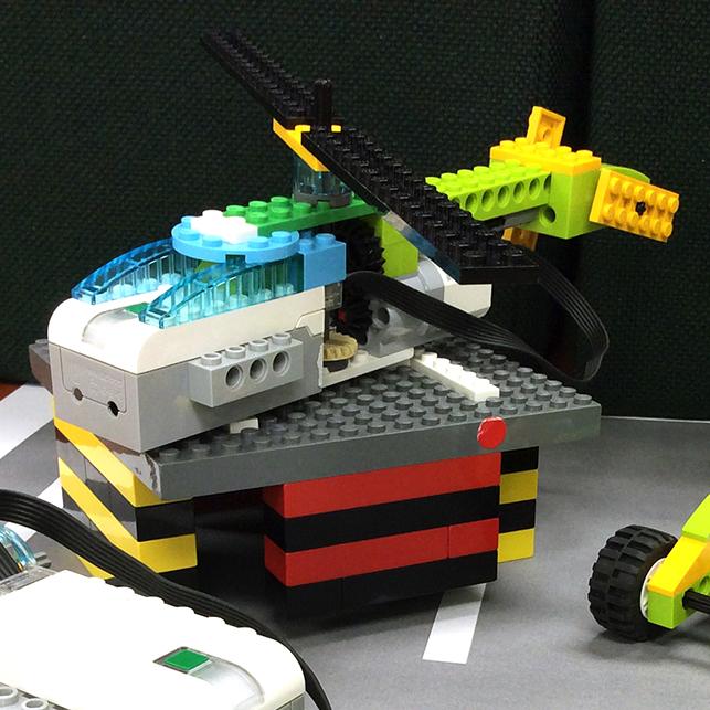5.ロボットプログラミングで未来の乗り物をつくろう![新年長〜新小4][秋葉原][18SP]