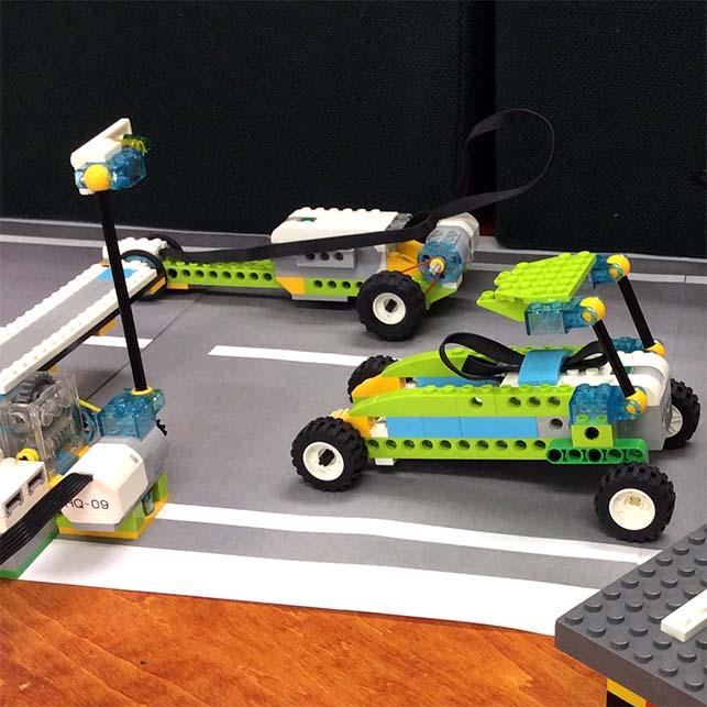 5.ロボットプログラミングで未来の乗り物をつくろう![新年長〜新小4][水道橋][18SP]