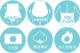 【今だけP15%還元中★7/26(月)9:59まで】<br>ガードル ショーツ ウエストニッパー 日本製 補整 ウエストシェイプ 美姿勢<br>【魔法のキュットスリム◆プヨ肉すっきりガードルショーツ(単品販売)】