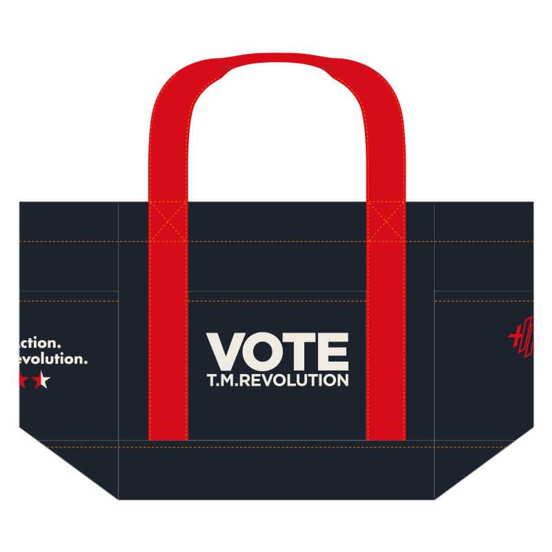 [T.M.R. VOTE]トートバッグ