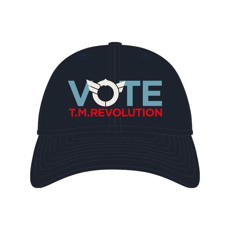 [T.M.R. VOTE]キャップ
