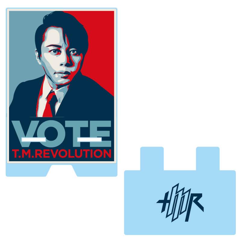 [T.M.R. VOTE]アクリルスマホスタンド