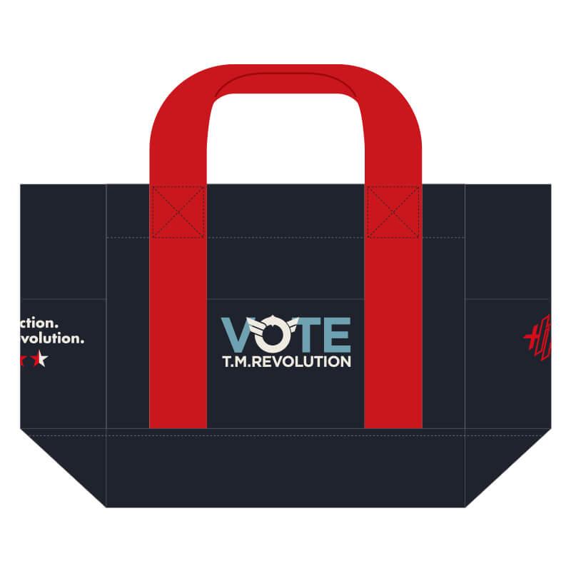 [T.M.R. VOTE]ミニトートバッグ